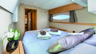 30/08/2012, Cogolin (FRA,83), Chantier Fountaine-Pajot, Helia 44