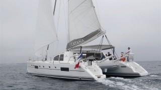 Catana Catamarans 55 Carbon