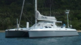 Catana Catamarans 48R World Cruiser