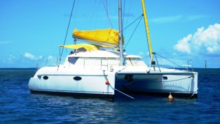Fountaine Pajot Catamarans Lavezzi 40