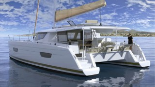 Fountaine Pajot Catamarans Helia 44 Evolution