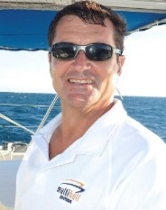 Franck - Multihull Solutions New Caledonia Team