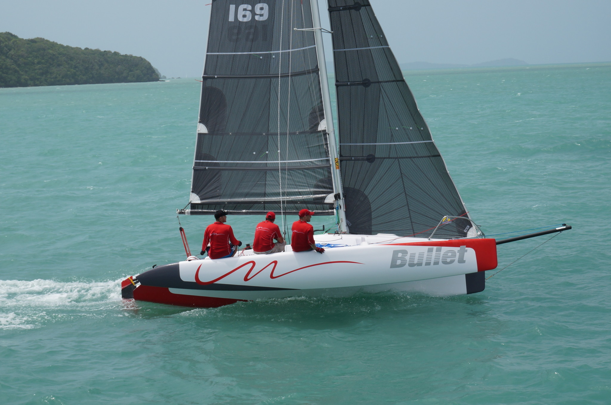 Sprint 750 MKII - Multihull Solutions