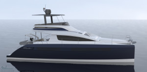 Privilege Marine commences construction of new 50 foot power