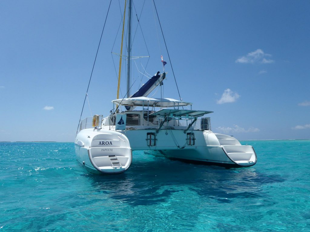 2004 Fountaine Pajot Bahia 46 Aroa Multihull Solutions