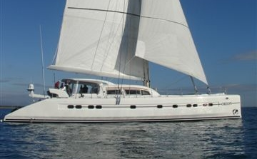 2008 Catana 90 - Orion - Multihull Solutions