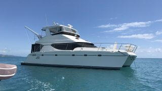 Meridian Catamarans 48