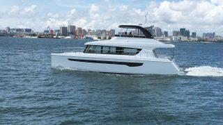ITAC Marine 54 Power Catamaran