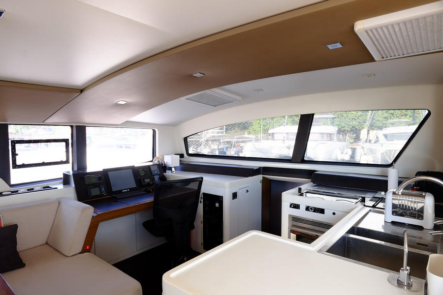 Outremer 5X - Moana - Multihull Solutions