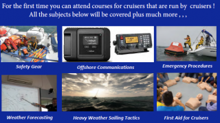 Offshore Cruising Preparation Course – NSW