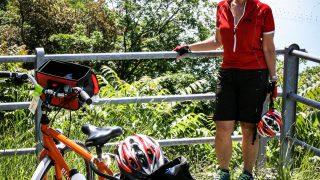 Cycling into Croatia – never far from the sea
