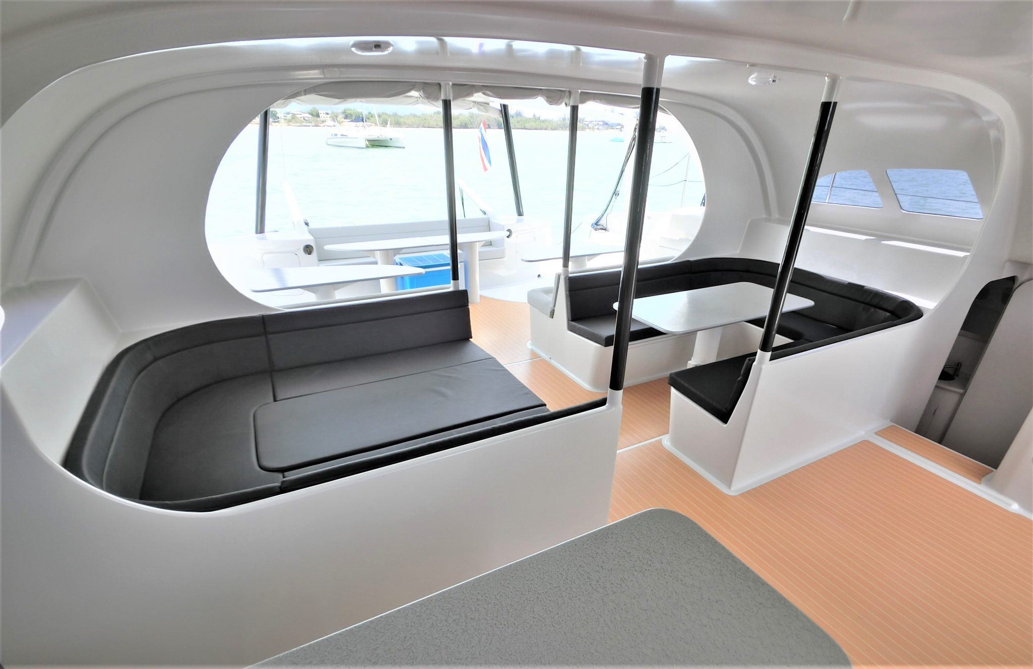 Stealth 47 PC Day Charter - Multihull Solutions